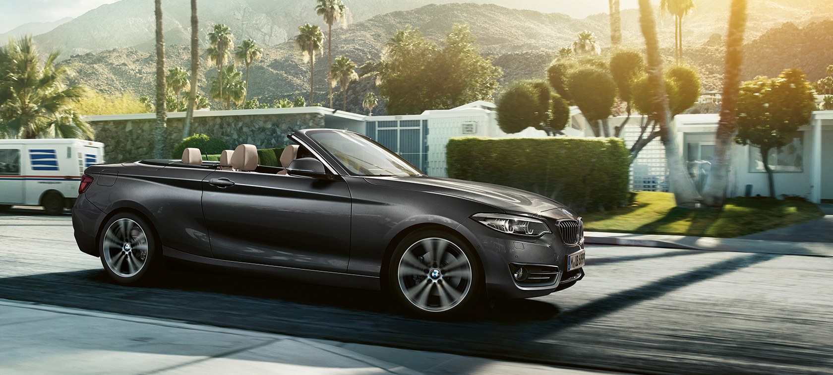 BMW 2 Series Convertible, technical data