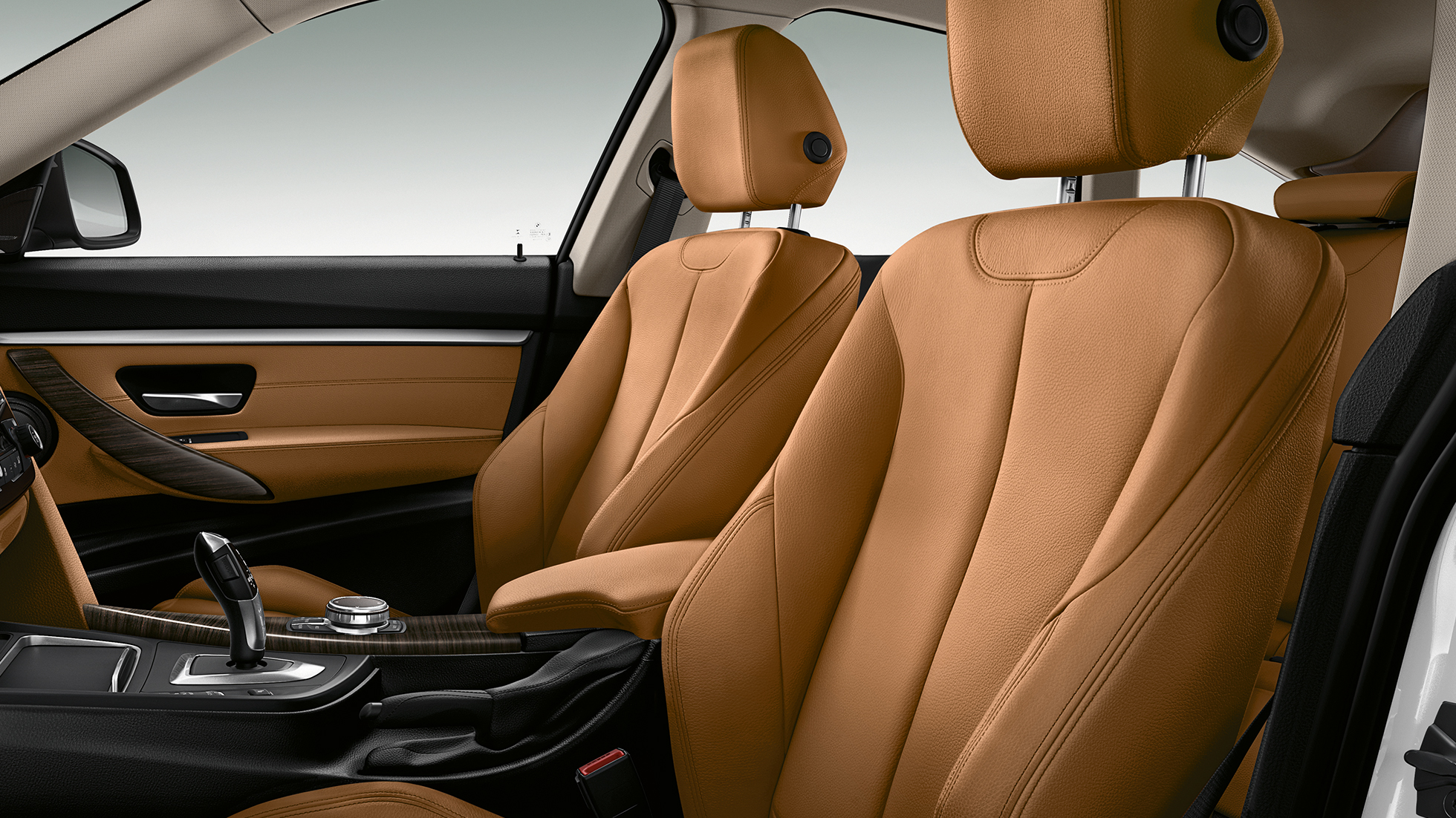 BMW 3 Series Gran Turismo, Model Luxury Line seats