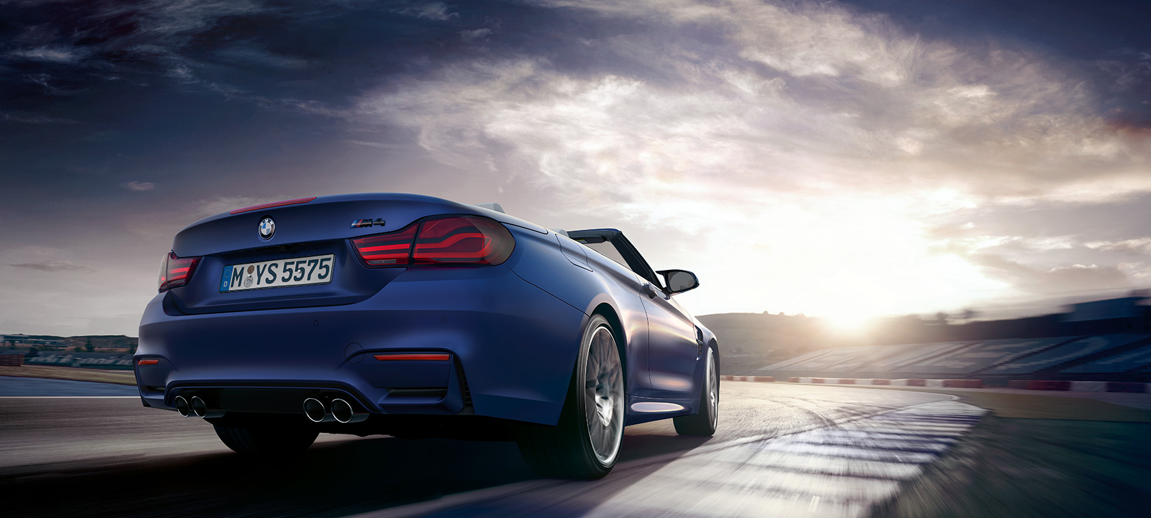 BMW M4 Convertible, details and equipment
