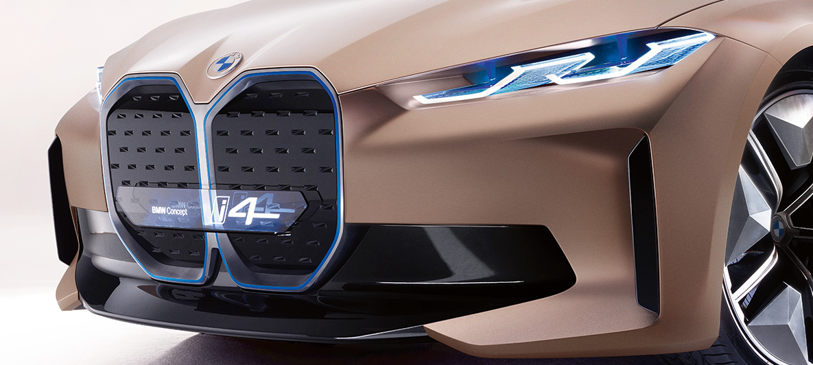 BMW Concept i4: Discover Highlights of the all-new BMW ...